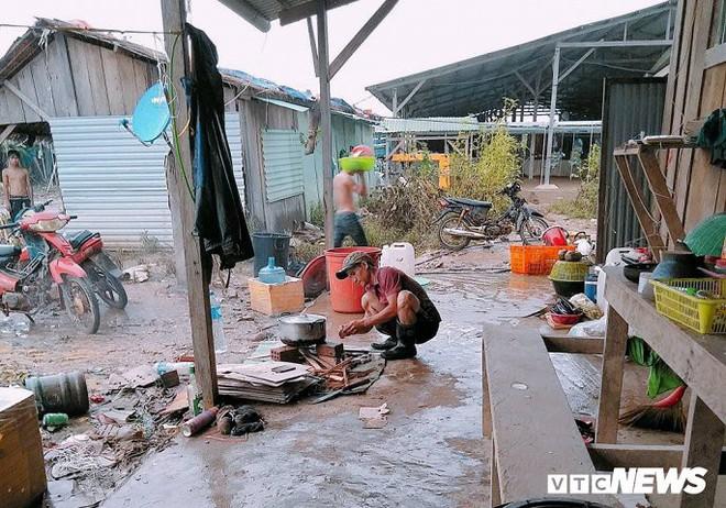 Ảnh: Cảnh hoang tàn tại nơi ở của người Việt sau thảm hoạ vỡ đập thuỷ điện ở Lào - Ảnh 4.