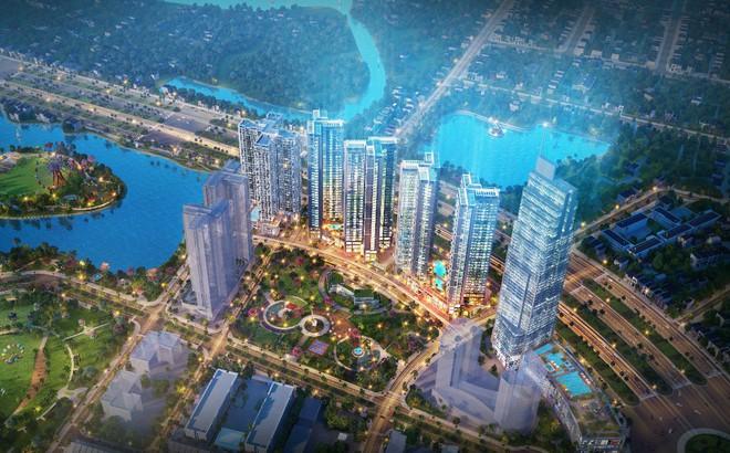 """Công ty cổ phần đầu tư và xây dựng Xuân Mai """"Nam tiến"""" với dự án Eco-Green Saigon"""