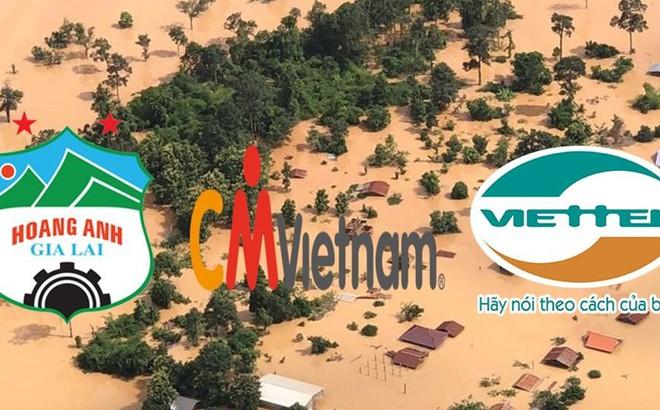 3 doanh nghiệp lớn của Việt Nam bị thiệt hại đến đâu trong vụ vỡ đập ở Lào?