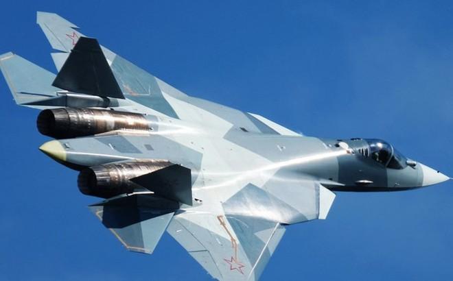 """Truyền thông Mỹ """"chê"""" Su-57 của Nga là """"bom xịt"""""""