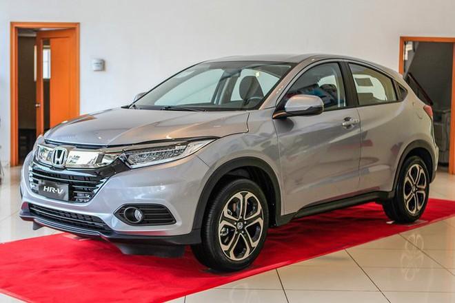 Ra mắt mẫu HR-V, hãng Honda Việt Nam đang toan tính điều gì? - Ảnh 1.