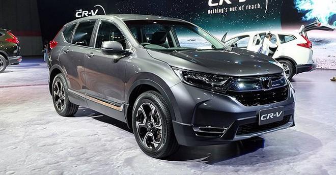 Ra mắt mẫu HR-V, hãng Honda Việt Nam đang toan tính điều gì? - Ảnh 2.