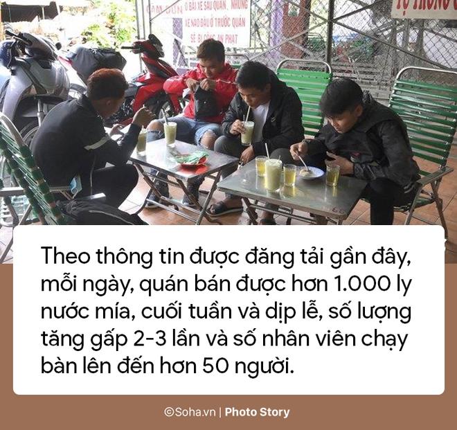 Sự thật về quán nước mía sầu riêng kiếm nửa tỷ đồng một tháng ở Sài Gòn - Ảnh 4.