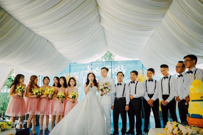 Có đám cưới 1-0-2 như thế này: Rắc mật khắp nơi vì từng nếm trải nhiều đắng cay - Ảnh 15.