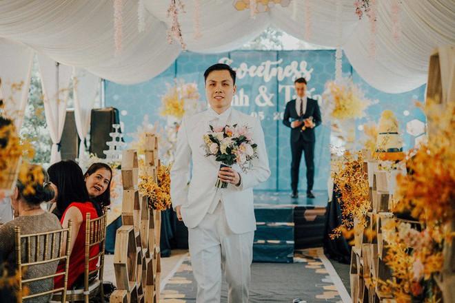 Có đám cưới 1-0-2 như thế này: Rắc mật khắp nơi vì từng nếm trải nhiều đắng cay - Ảnh 20.