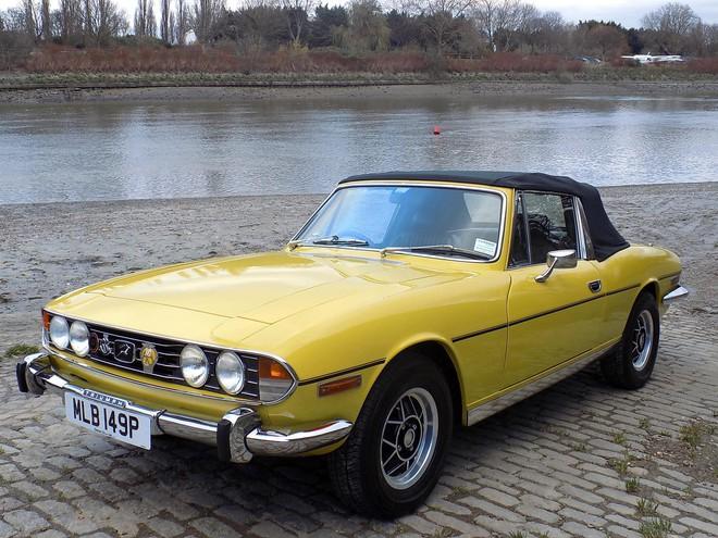 8 mẫu xe huyền thoại từng được James Bond sử dụng - Ảnh 6.