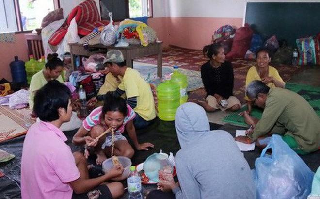 Cuộc sống khó khăn của dân ở Sanamxay sau sự cố vỡ đập thủy điện
