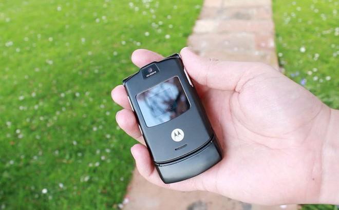 Ngược dòng thời gian: Những chiếc điện thoại giúp tên tuổi Motorola luôn sống mãi trong lòng người dùng