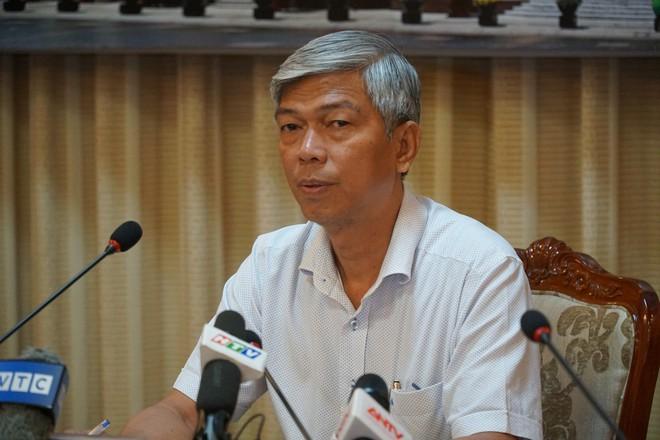 Lãnh đạo TP.HCM: Ông Đoàn Ngọc Hải thể hiện tâm huyết xin ở lại  - Ảnh 1.