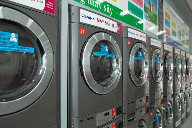 Tại sao LG chọn Cleanpro là nhà phân phối độc quyền máy giặt công nghiệp tại Việt Nam  - Ảnh 1.