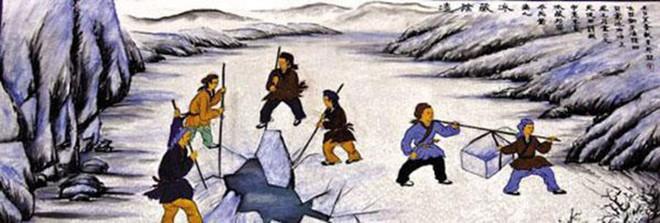 Không có nước đá hay điều hòa, đây là cách người cổ đại sống sót qua mùa hè - Ảnh 1.