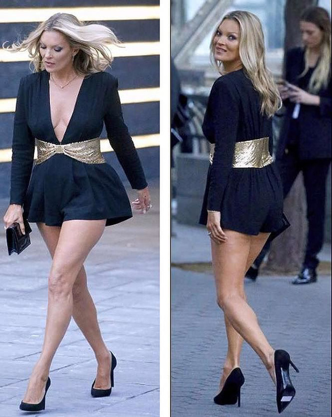Kate Moss nóng bỏng và quyến rũ ở tuổi 44   - Ảnh 3.