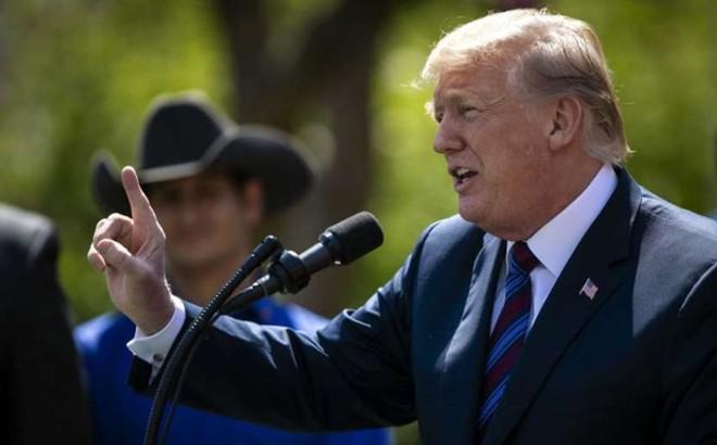 Trump: Nếu không nhờ tôi, Mỹ sẽ có chiến tranh với Triều Tiên