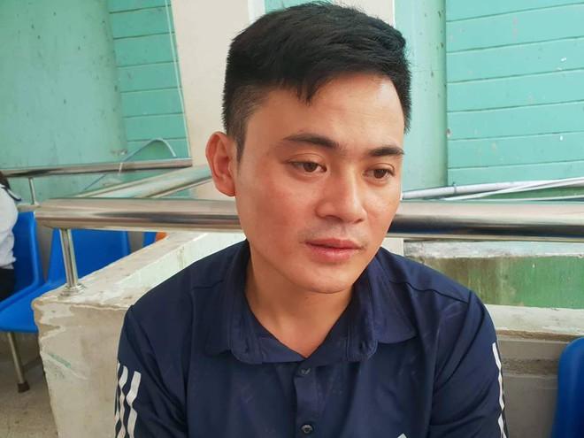 Tai nạn thảm khốc ở Quảng Nam: Lời kể của người lái xe chở lễ vật đi cùng ô tô 16 chỗ - Ảnh 2.