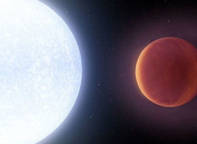 """Những hành tinh """"dị"""" nhất trong vũ trụ - Ảnh 1."""