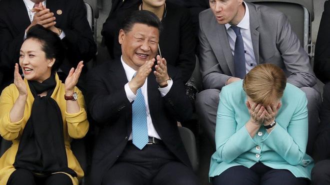 Trung Quốc bày trò ăn cắp tinh vi trong lòng châu Âu, EU lạnh lùng tạt gáo nước lạnh - Ảnh 1.