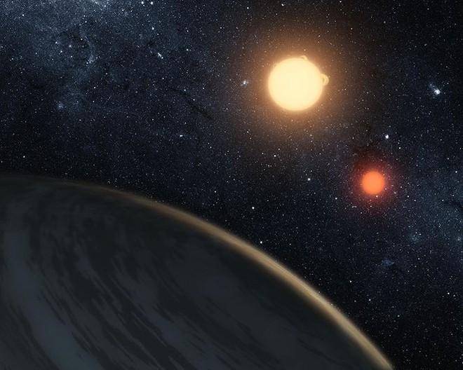 """Những hành tinh """"dị"""" nhất trong vũ trụ - Ảnh 2."""