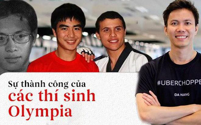 Du học sinh Việt là cựu thí sinh Olympia: Người thành công lẫy lừng ở Mỹ, kẻ bỏ ngang Harvard về nước lập nghiệp