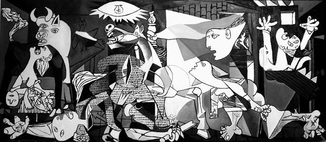 Nguồn cảm hứng khủng khiếp của Picasso sau bức tranh vĩ đại bậc nhất thế kỷ XX - Ảnh 1.