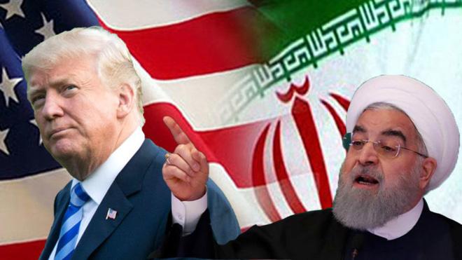 Giữa những cuộc khẩu chiến nảy lửa, TT Trump bất ngờ tung đòn gió khiến Iran khó xử - Ảnh 2.