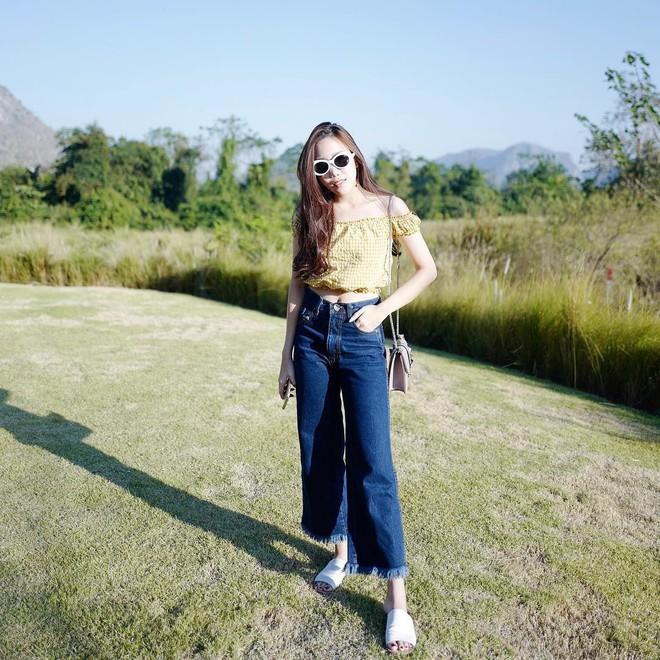 4 mẫu jeans hot nhất mạng xã hội hè này hóa ra đều rất quen thuộc và diện mãi mà chẳng hề lỗi mốt - Ảnh 12.