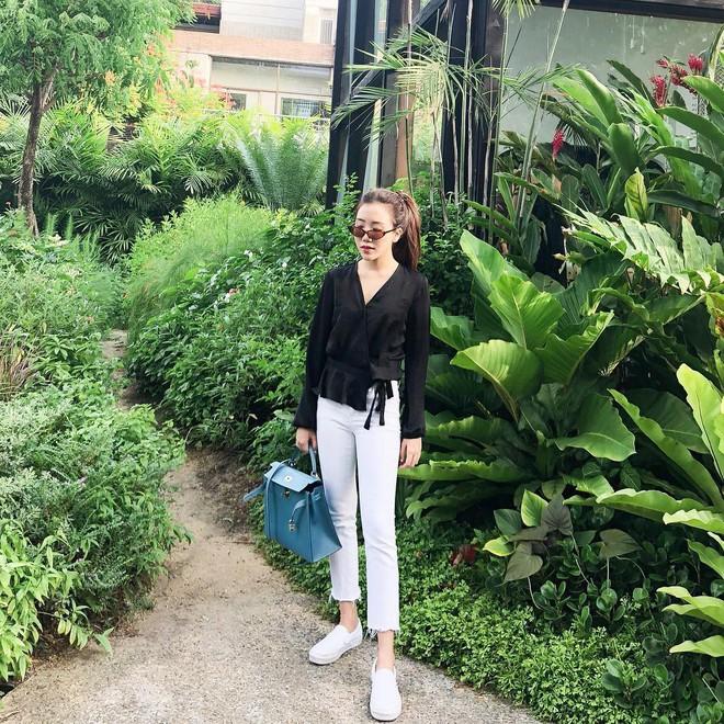 4 mẫu jeans hot nhất mạng xã hội hè này hóa ra đều rất quen thuộc và diện mãi mà chẳng hề lỗi mốt - Ảnh 13.