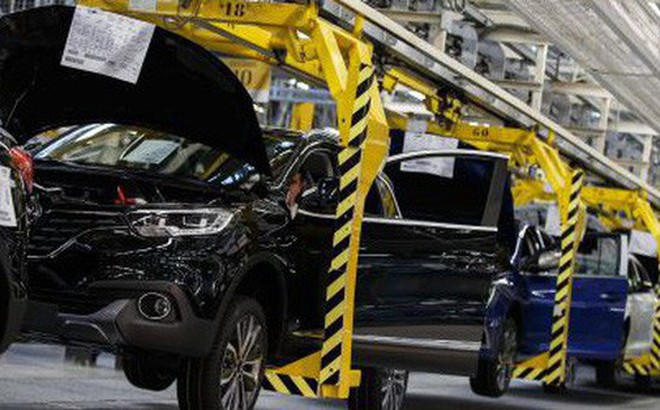 """Các ông lớn trong ngành ô tô sẽ """"bắt tay nhau"""" để đáp trả thuế quan của ông Trump"""