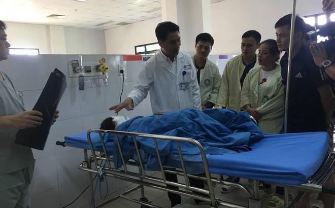 Vụ tai nạn thảm khốc 13 người tử vong: 4 nạn nhân có chuyển biến tích cực