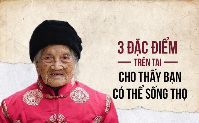 """Đông y: Người có 3 đặc điểm này ở tai thường sống thọ, bạn có sở hữu """"tài sản"""" này không?"""