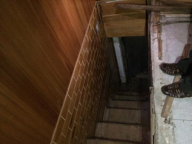 Phát hiện hầm bí mật trong nhà của trùm ma túy bị tiêu diệt  - Ảnh 8.