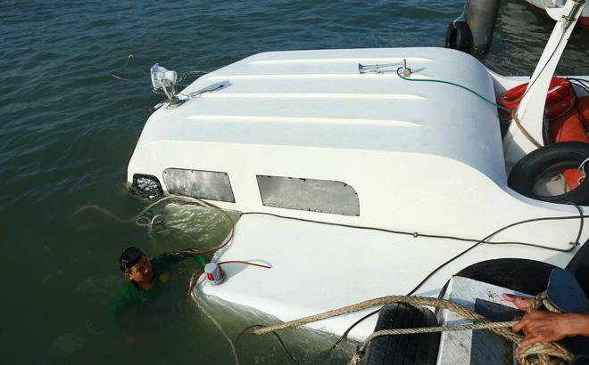 Tàu hàng tông sà lan trên Sông Sài Gòn, 2 người mất tích