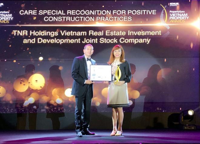 Tiên phong tại thị trường bất động sản Việt Nam: Không chỉ chất và lượng  - Ảnh 1.