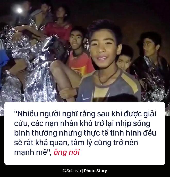 Những hiểm họa đáng sợ nào rình rập đội bóng Thái Lan bên ngoài cửa hang? - Ảnh 14.