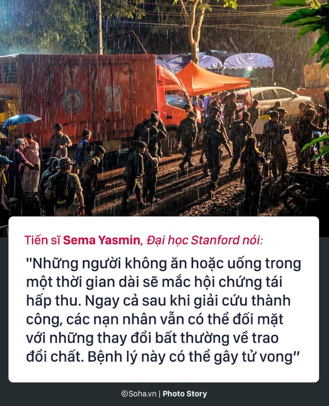 Những hiểm họa đáng sợ nào rình rập đội bóng Thái Lan bên ngoài cửa hang? - Ảnh 8.
