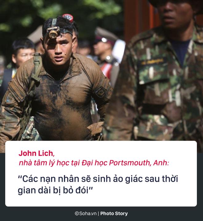 Những hiểm họa đáng sợ nào rình rập đội bóng Thái Lan bên ngoài cửa hang? - Ảnh 9.