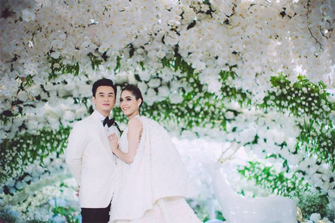 Cuộc sống bên chồng đại gia của mỹ nhân đẹp nhất Thái Lan - Ảnh 11.