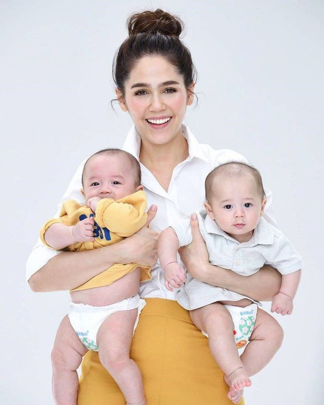 Cuộc sống bên chồng đại gia của mỹ nhân đẹp nhất Thái Lan - Ảnh 16.