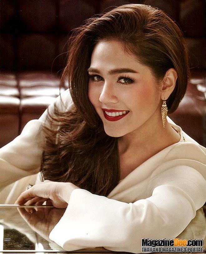 Cuộc sống bên chồng đại gia của mỹ nhân đẹp nhất Thái Lan - Ảnh 3.