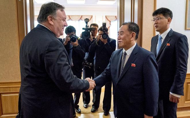 Triều Tiên tuyên bố đàm phán với Ngoại trưởng Mỹ là 'vô cùng đáng tiếc'