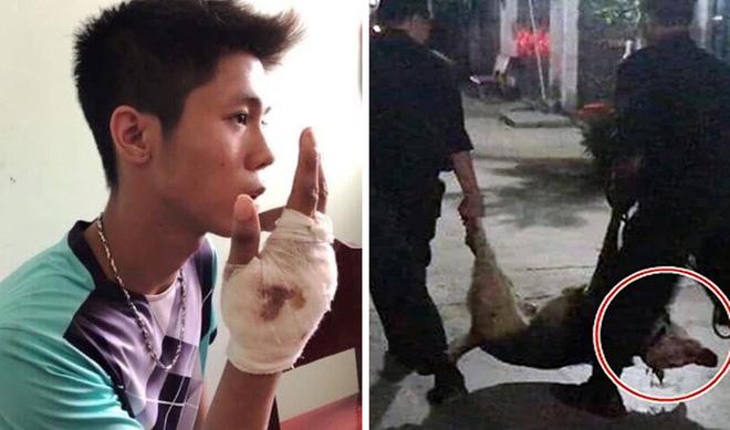 Phản ứng lạ của chú chó dữ lật tẩy hung thủ thảm sát vợ chồng ông chủ và 3 đứa trẻ - Ảnh 1.