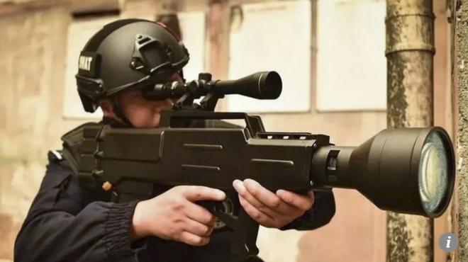"""Trung Quốc """"gây sốc"""" thế giới bằng vũ khí laser chiến thuật - Ảnh 2."""