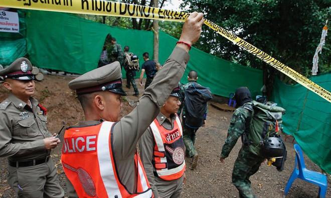 [CẬP NHẬT] Chiến dịch giải cứu đội bóng Thái Lan chuẩn bị tái khởi động - Ảnh 3.