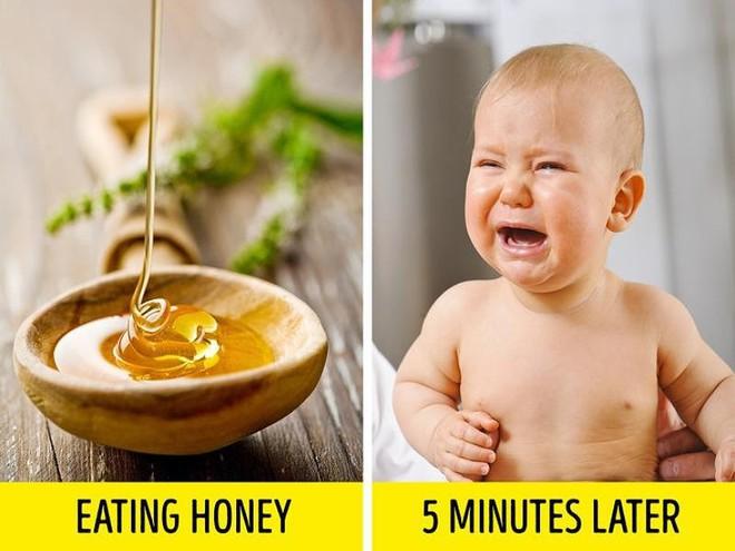 Những thực phẩm có hại mà người lớn thường cho trẻ ăn - Ảnh 2.