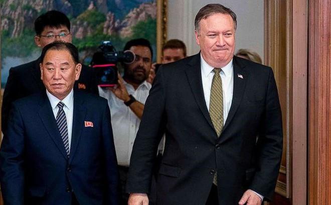 Mỹ khẳng định giữ nguyên trừng phạt với Triều Tiên
