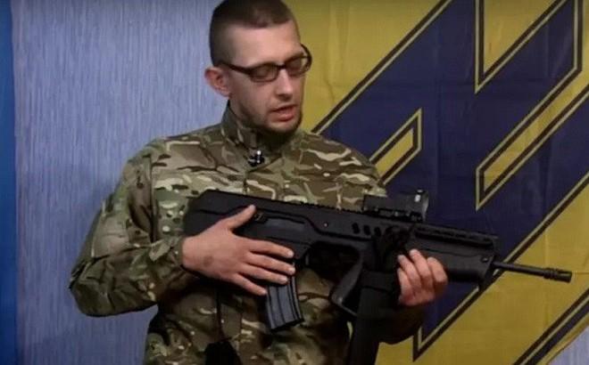 Bi hài chuyện Israel trang bị vũ khí cho lực lượng tân phát xít Ukraine