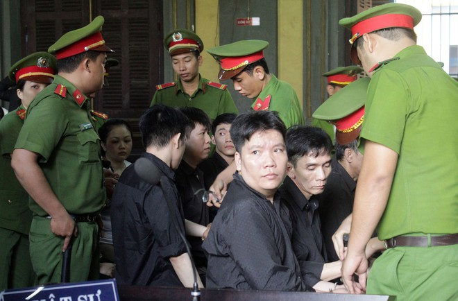 Liên minh buôn 37kg heroin về Sài Gòn bị đề nghị 7 án tử hình - Ảnh 2.
