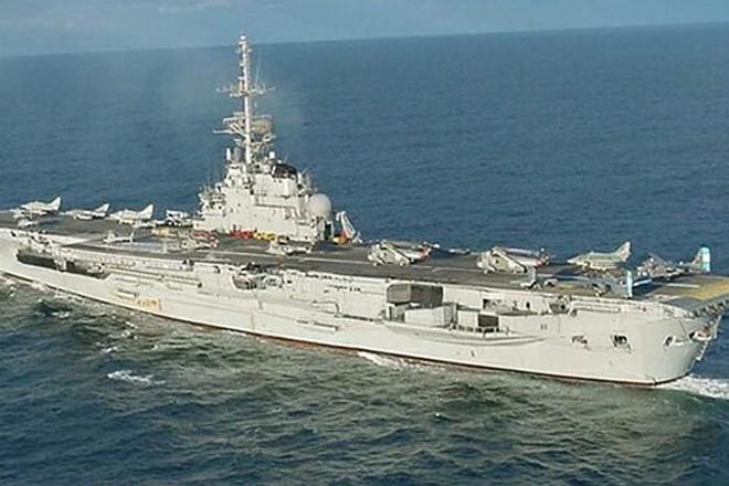 Hình ảnh tàu sân bay duy nhất của hải quân Brazil và châu Mỹ Latin - Ảnh 8.