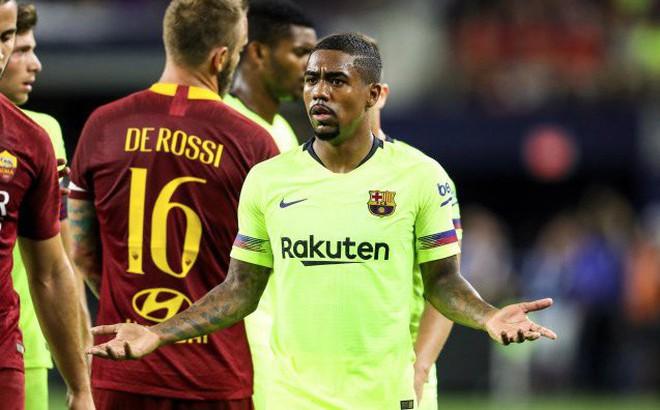 """4 tháng sau thảm họa Champions League, Barcelona lại """"ôm hận"""" trước Roma"""