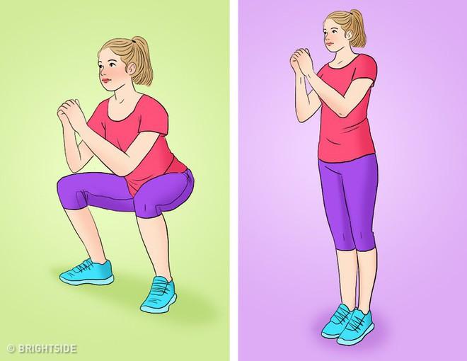 Cách squat để sở hữu vòng 3 căng mọng sau 30 ngày: Bạn chỉ cần áp dụng và xem kết quả! - Ảnh 11.