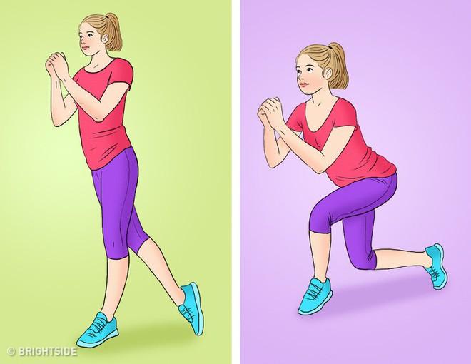 Cách squat để sở hữu vòng 3 căng mọng sau 30 ngày: Bạn chỉ cần áp dụng và xem kết quả! - Ảnh 8.